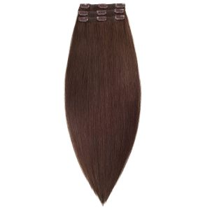 Clip-on Pidennykset Original 3 pieces 2.2 Coffee Brown 50 cm