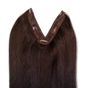 Easy Clip-in Original 2.3 Chocolate Brown 50 cm