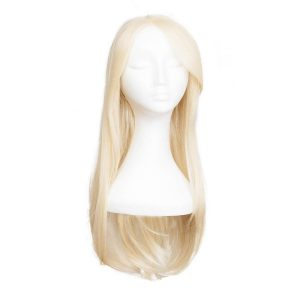 Lace Front -peruukki Long 10.8 Light Blonde 60 cm