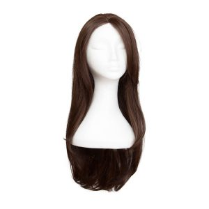 Lace Front -peruukki Long 2.2 Coffee Brown 60 cm