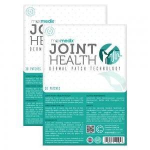 Joint Pain Support Patch - Luonnollinen tuki nivelten terveyteen - 30 iholaastaria - 2 Pakkausta
