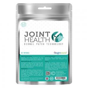 Luontaistuote Nivelten Terveydelle - Joint Pain Support Patch - Luonnollinen Terveyslaastari Jänteille, Nivelsiteille, ja Nivelille - 30 iholaastaria
