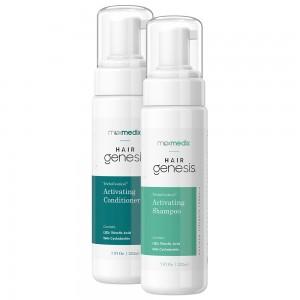 Hairgenesis - Shampoo & Hoitoaine hentojen ja ohuiden hiuston hoitoon