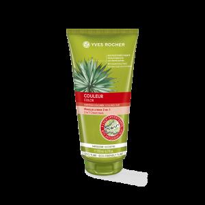 Hiusnaamio - suojaa värjättyjä hiuksia, acai-marja, 200 ml