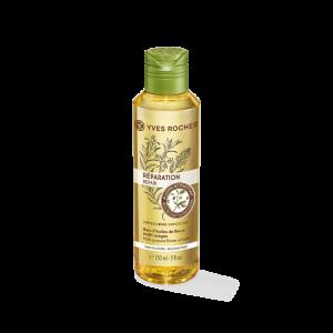 Hiusöljy - korjaava ja vahvistava, jojobaöljy ja kukkaisöljyt, 15