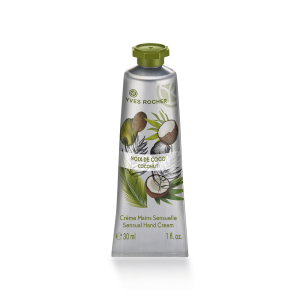Käsivoide - Kosteuttava, kookospähkinä, 30 ml