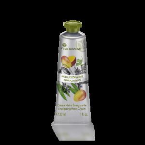 Käsivoide - Kosteuttava, mango, korianteri, 30 ml