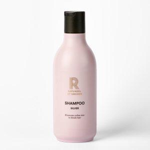 Silver Shampoo Vaaleille hiuksille