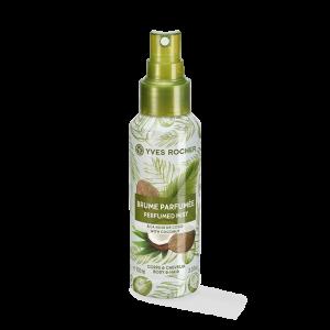 Vartalo- ja hiussuihke - Kookospähkinä, 100 ml