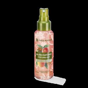 Vartalo- ja hiussuihke - persikka, tähtianis, 100 ml