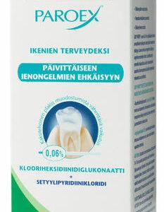 GUM Paroex Suuvesi 0,06% 500 ml