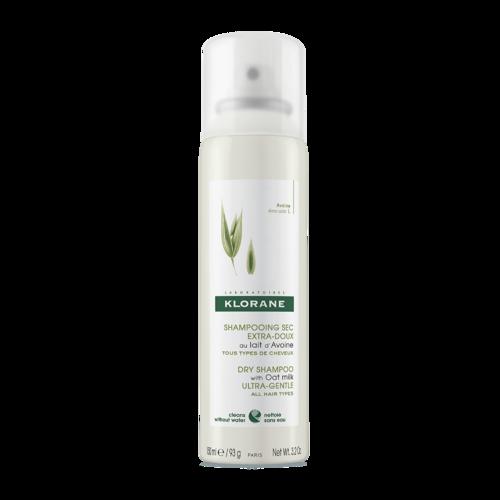 Klorane Dry Shampoo with Oat Milk 150 ml
