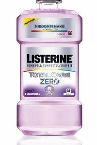 Listerine Total Care Milder Taste suuvesi 500 ml