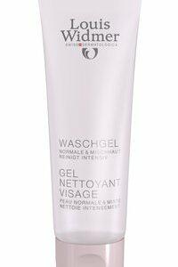 Louis Widmer Facial Wash Gel 125 ml (hajustettu)