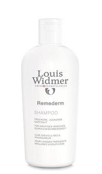 Louis Widmer Remederm Shampoo 150 ml (Hajusteeton)