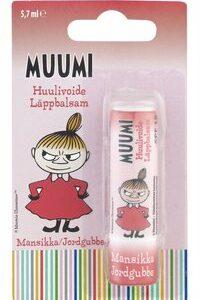 Muumi huulivoide mansikka 5,7 ml