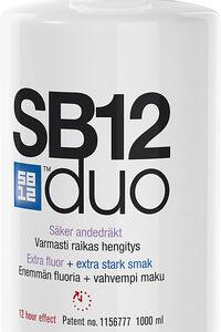 SB12 Duo Suuvesi 1000 ml - POISTUNUT TUOTE