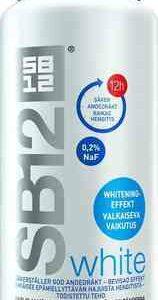SB12 White suuvesi 250 ml
