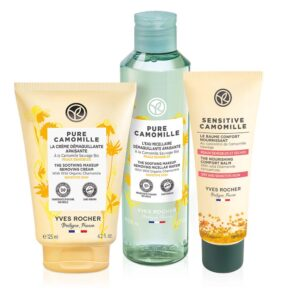 Setti - Sensitive Camomille Comfort & Face Cleansing (Puhdistusvo