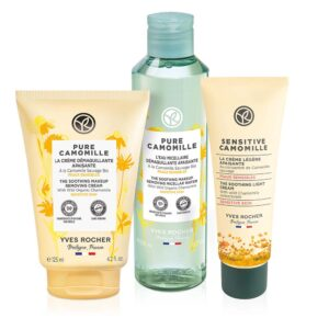 Setti - Sensitive Camomille Light & Face Cleansing (Puhdistusvoid