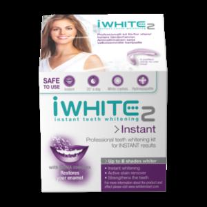 iWhite Instant2 Hampaiden valkaisupaketti